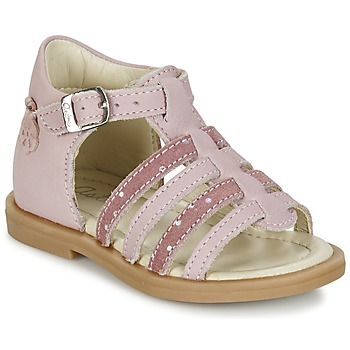 Chaussures Fille Sandales et Nu-pieds Aster MINIONE Rose