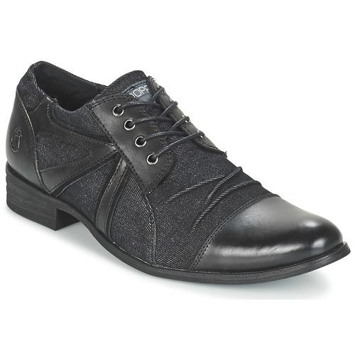 Chaussures Homme Derbies Kdopa BARNABE Noir