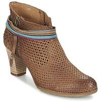 Chaussures Femme Bottines Felmini OMESSIO Marron