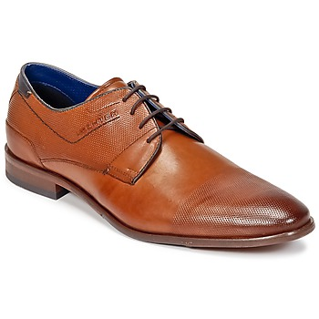 Chaussures Homme Derbies Daniel Hechter ANKRILO Cognac
