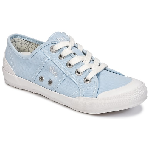 Chaussures à lacets TBS bleues Casual femme WQvHf