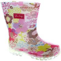 Bottes de pluie Be Only flora kid flash