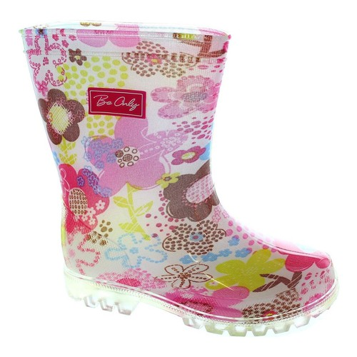 Bottes Be Only flora kid flash rose 350x350
