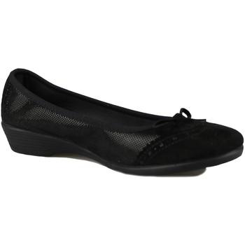 Chaussures Femme Ballerines / babies Vulladi SERRAJE MANOLETINA BLACK