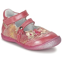 Chaussures Fille Ballerines / babies GBB PIA Rose