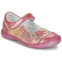 Chaussures Fille Ballerines / babies GBB PRATIMA Rose