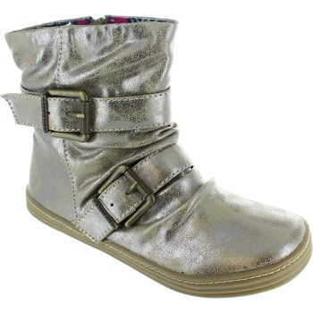 Chaussures Femme Boots Blowfish Ranuku II Or
