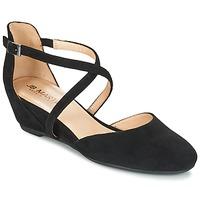 Chaussures Femme Sandales et Nu-pieds JB Martin GUYLIANA Noir