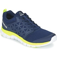 Chaussures Homme Fitness / Training Reebok Sport SUBLITE XT CUSHION Bleu / Jaune