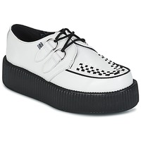 Chaussures Derbies TUK VIVA HIGH MONDO CREEPER Blanc