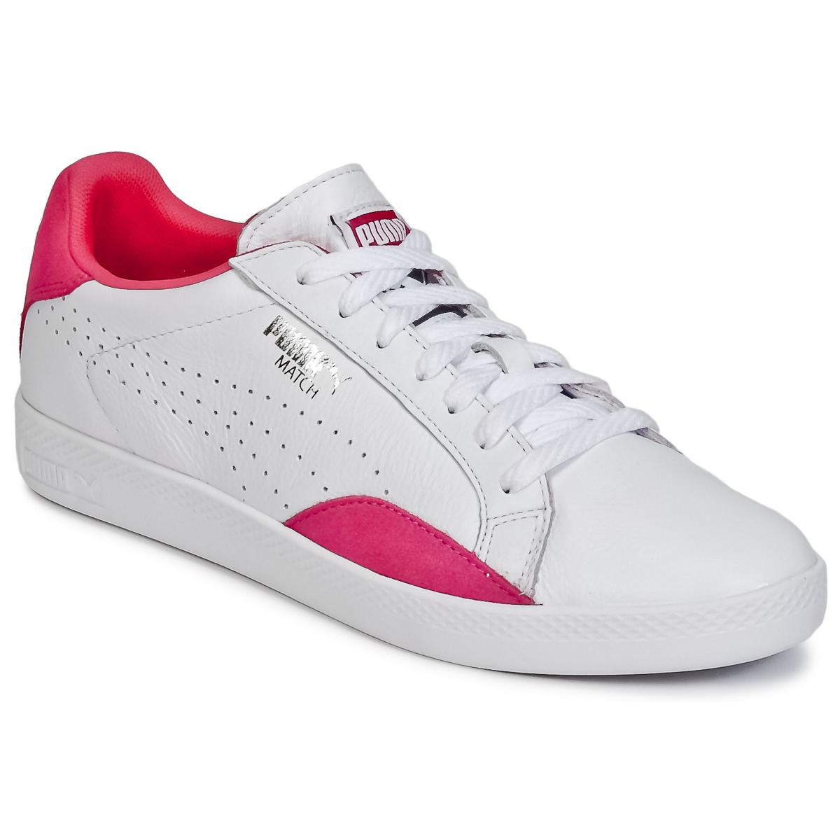Puma WNS MATCH LO BASIC.W white-purple