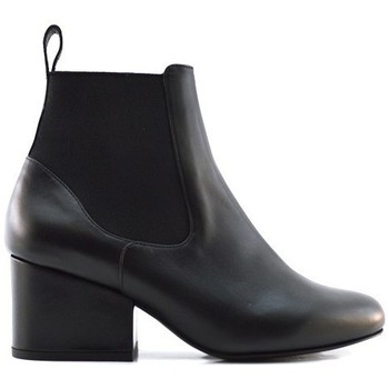 Chaussures Femme Bottines Robert Clergerie MOON Noir
