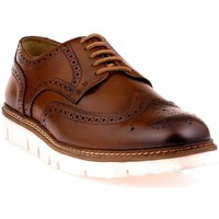 Derbies Dillinger Brogue Marron