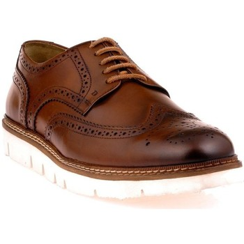 Chaussures Homme Derbies Dillinger Brogue Marron