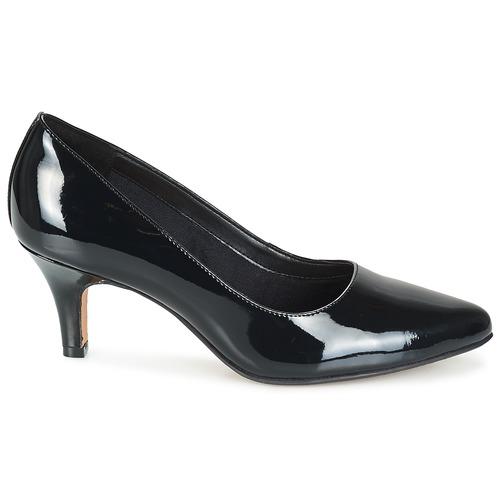 Femme Chaussures Faye Escarpins Noir Clarks Isidora eHEYW2D9I