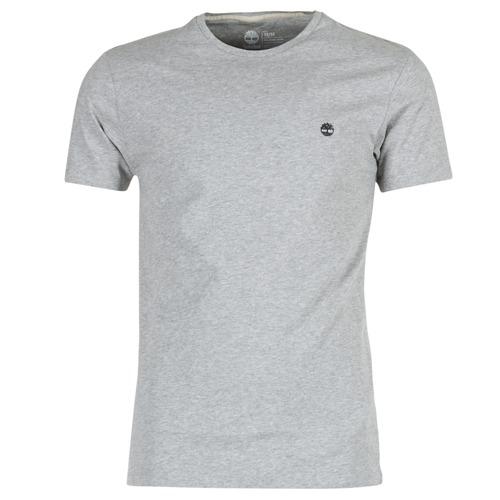 Vêtements Homme T-shirts manches courtes Timberland SS DUNSTAN RIVER CREW TEE Gris