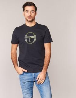 Vêtements Homme T-shirts manches courtes Sergio Tacchini DAVE TEE-SHIRT Noir