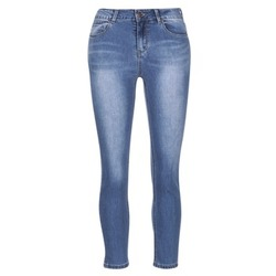 Vêtements Femme Jeans slim Best Mountain ROSEPELLE Bleu Medium