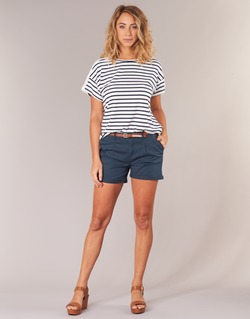 Vêtements Femme Shorts / Bermudas Best Mountain ROSAVOULI Marine