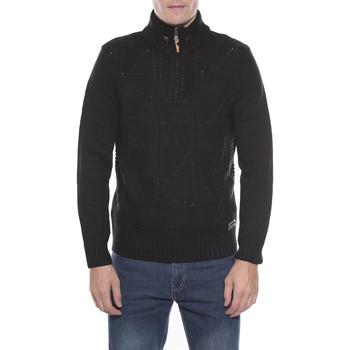 Vêtements Homme Pulls Ritchie PULL LONGO Noir