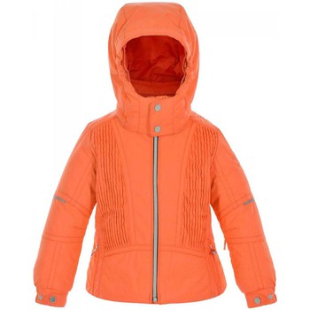 Vêtements Fille Vestes Poivre Blanc - Veste de ski imperméable sugar orange du 18 mois au 3 ans Béb Orange