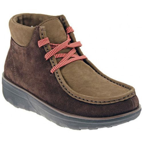 Bottines / Boots FitFlop CHUK KAMOC BOOT Casual montantes  350x350