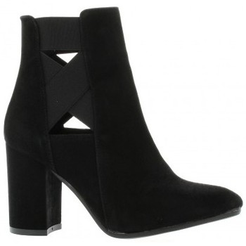 Bottines Nuova Riviera Boots cuir velours