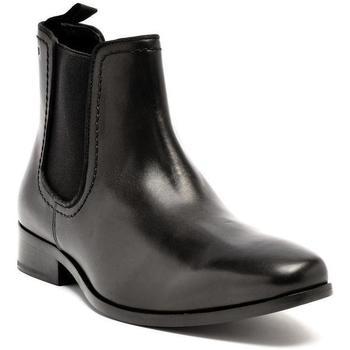 Chaussures Homme Boots Dillinger Lancaster Noir