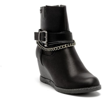 Bottines Refresh 61618 ankle boot Noir