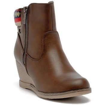 Bottines / Boots Refresh 61628 ankle boot Marron  350x350