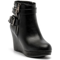 Bottines Refresh 61110 ankle boot Noir