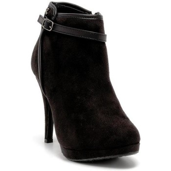 Low boots Refresh 61122 ankle boot Noir