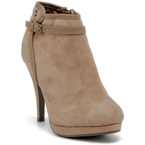 Chaussures Femme Low boots Refresh Bottine Marron