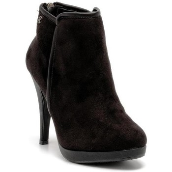 Low boots Refresh 61124 ankle boot Noir