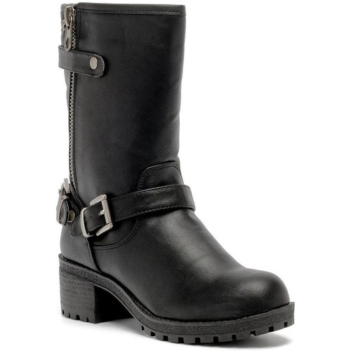 Bottines / Boots Refresh 61134 ankle boot Noir  350x350