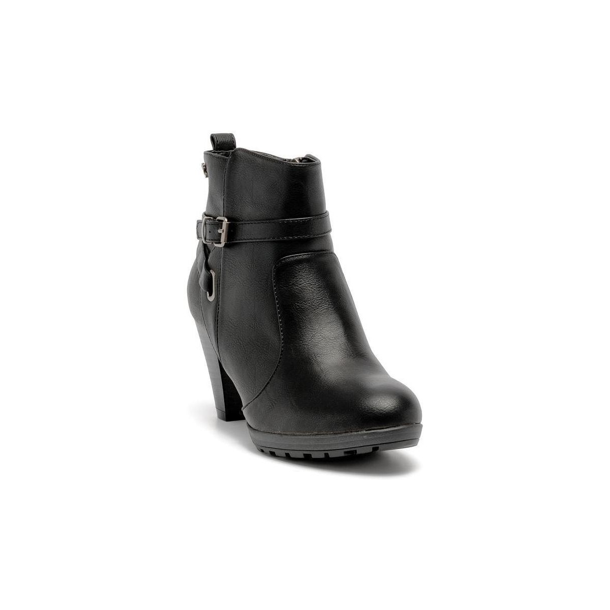 Refresh 61174 ankle boot Noir