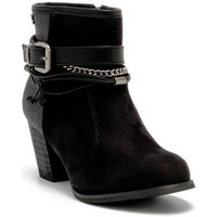 Bottines Refresh 61181 ankle boot Noir