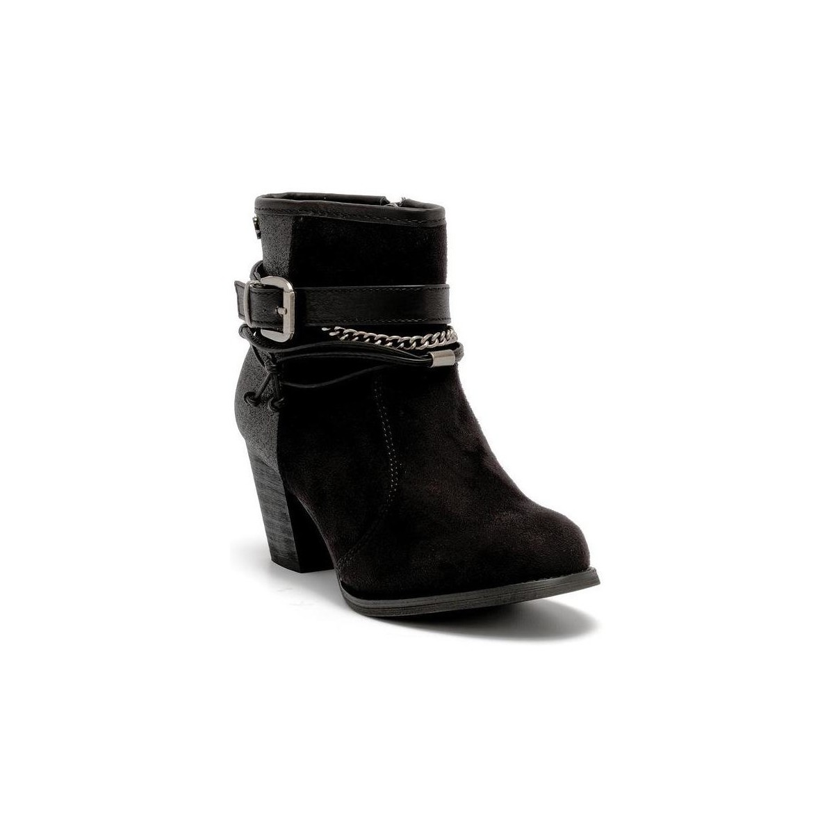 Refresh 61181 ankle boot Noir
