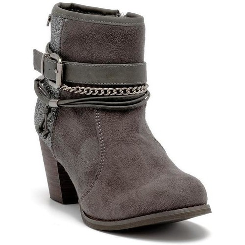 Chaussures Femme Bottines Refresh 61181 ankle boot Gris