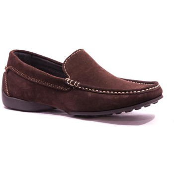 Mocassins Pratik Albert Mocassin chocolate  350x350