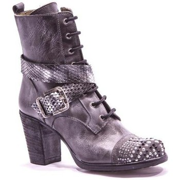 Chaussures Femme Bottines Life Fast Bottine Gris gris