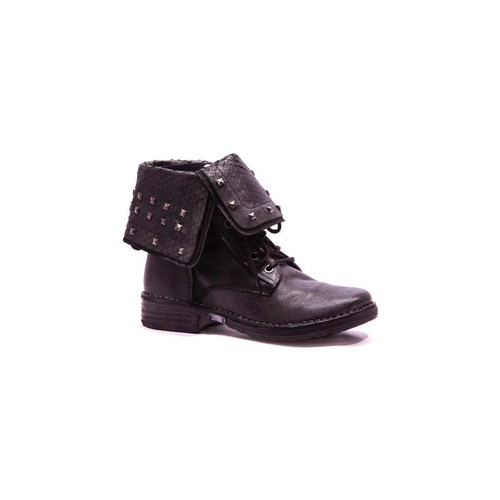 Bottines / Boots Khrio 152K5313 Bottine Noir noir 350x350
