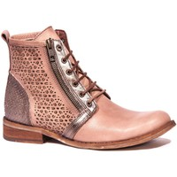 Chaussures Femme Boots Felmini 9640 Bottine Marron marron