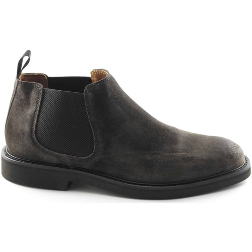 Chaussures Homme Boots Frau  Marrone