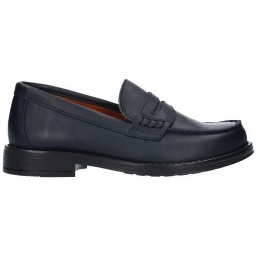 Chaussures Garçon Mocassins Yowas 60 Niño Azul marino bleu