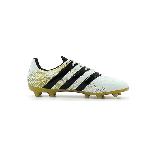 Chaussures Homme Football adidas Performance Ace 16.3 FG Blanc