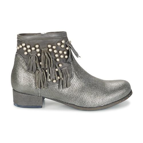 Femme TaupeArgenté Mimmu Moonstrop Mimmu Moonstrop Boots Femme Boots 35Aj4qScRL