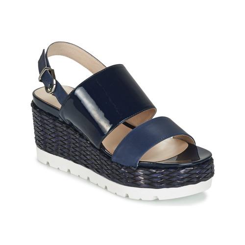 Chaussures Femme Sandales et Nu-pieds Luciano Barachini TOUDOU Bleu