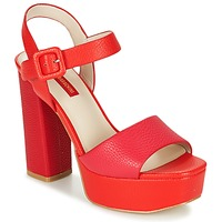 Chaussures Femme Sandales et Nu-pieds Luciano Barachini TABINO Rouge