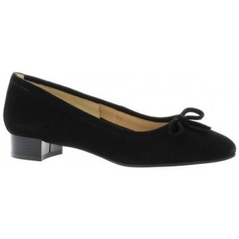 Chaussures Femme Ballerines / babies Vidi Studio Ballerines cuir velours Noir
